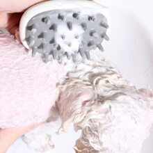 1pc Dog Massage Bath Brush