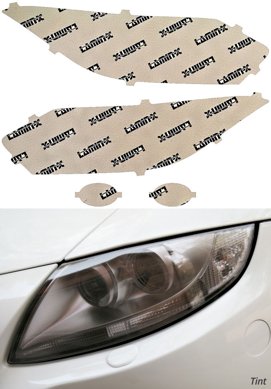Honda HR-V 16-18 Tint Headlight Covers Lamin-X H056T