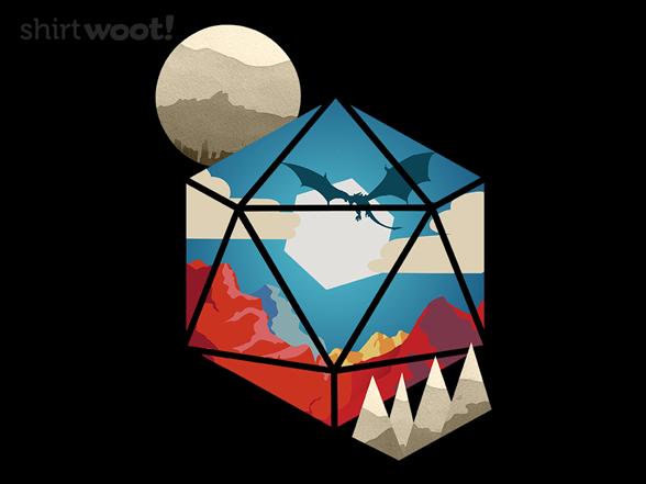 D20 World T Shirt