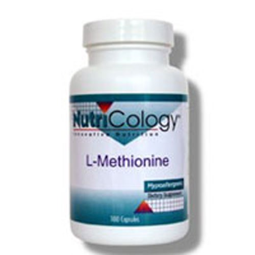 L-Methionine 100 Caps by Nutricology/ Allergy Research Group