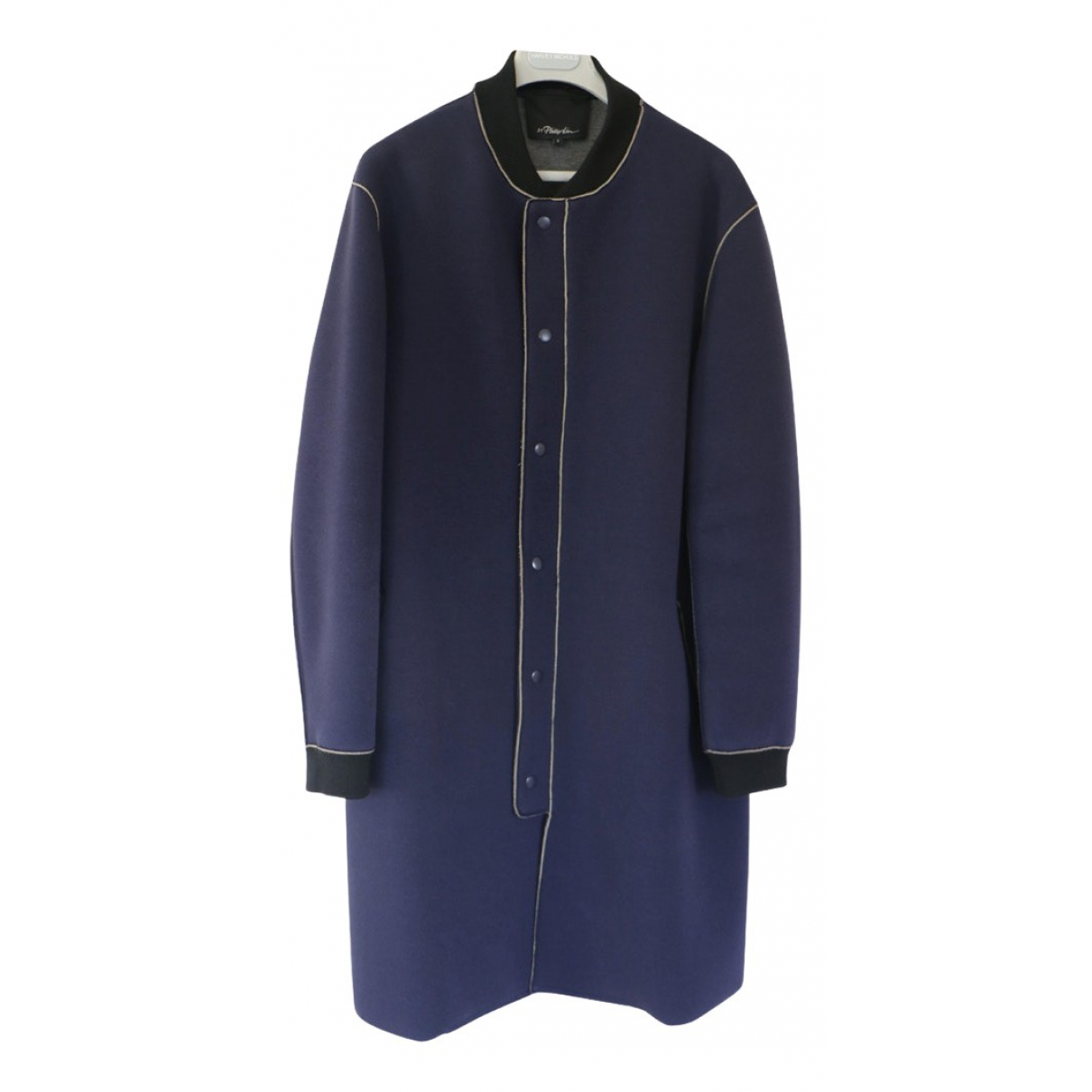 3.1 Phillip Lim \N Navy coat  for Men S International