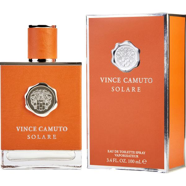 Vince Camuto - Solare : Eau de Toilette Spray 3.4 Oz / 100 ml