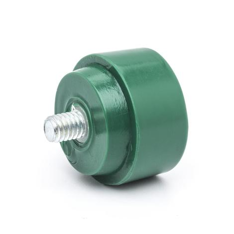 GearWrench Hammer Tip, Soft Face, Green 1.5 In. Diameter