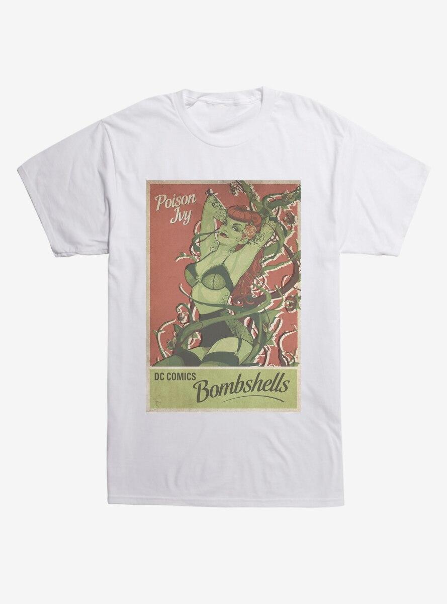 DC Comics Poison Ivy T-Shirt