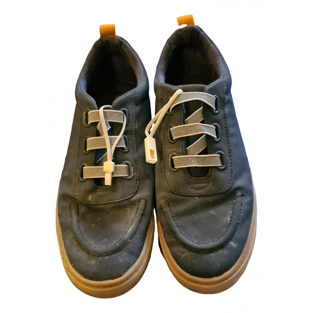Zara \N Blue Cloth Trainers for Kids 35 FR