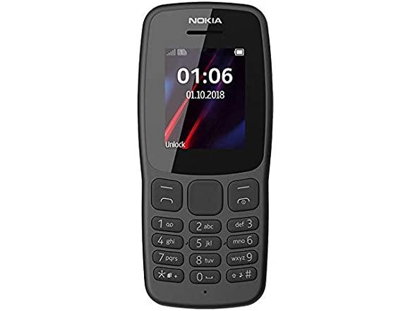 Nokia 106 Single Sim Phone