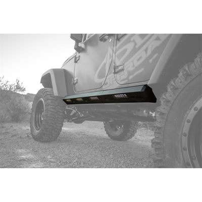 Addictive Desert Designs Stealth Fighter Side Steps (Textured Black) - S9515215501NA