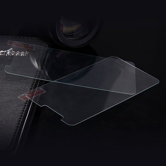 Toughened Glass 0.33mm Screen Protector Film Cover Arc Edge for Lenovo S850 with Individual Package