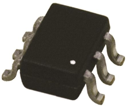 DiodesZetex Diodes Inc, DCX114EU-7-F, Dual NPN + PNP Digital Transistor, 100 mA 50 V 10 kΩ, Ratio Of 1, 6-Pin SOT-363 (200)
