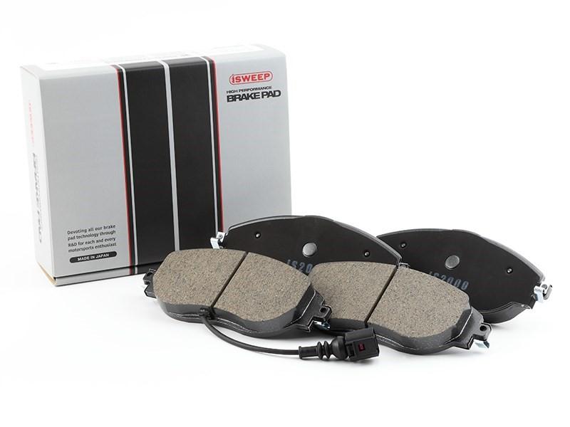 Neuspeed IS4000-1290 Brake Pads Front Audi|VW