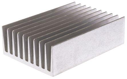 Arcol Ohmite Heatsink, 0.9°C/W, 152 x 105 x 44mm, Screw