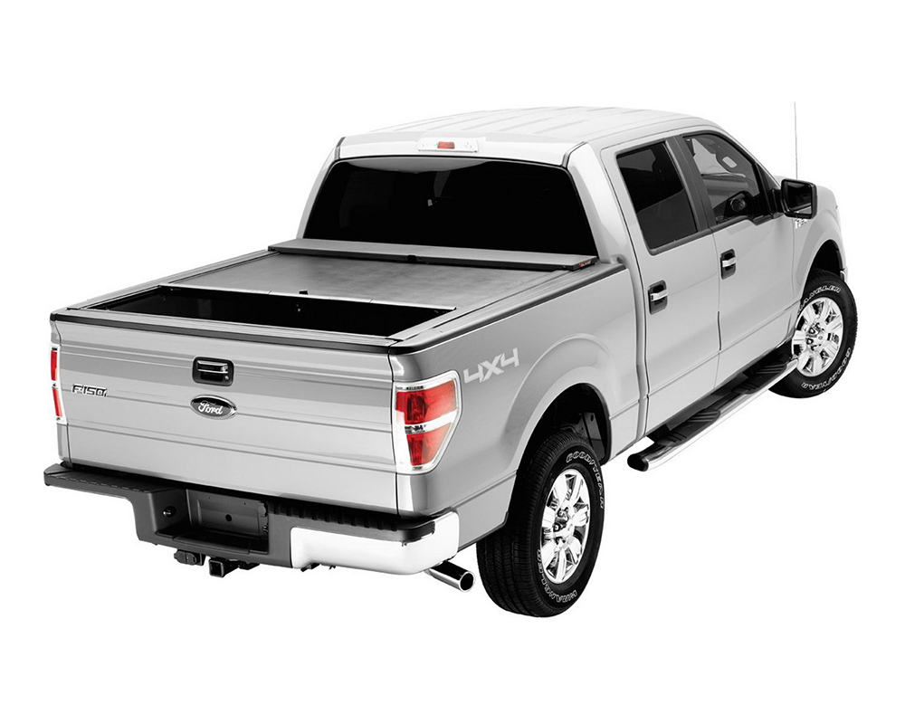 Roll-N-Lock LG113M 09-14 Ford F-150 LB 97-7/16in M-Series Retractable Tonneau Cover