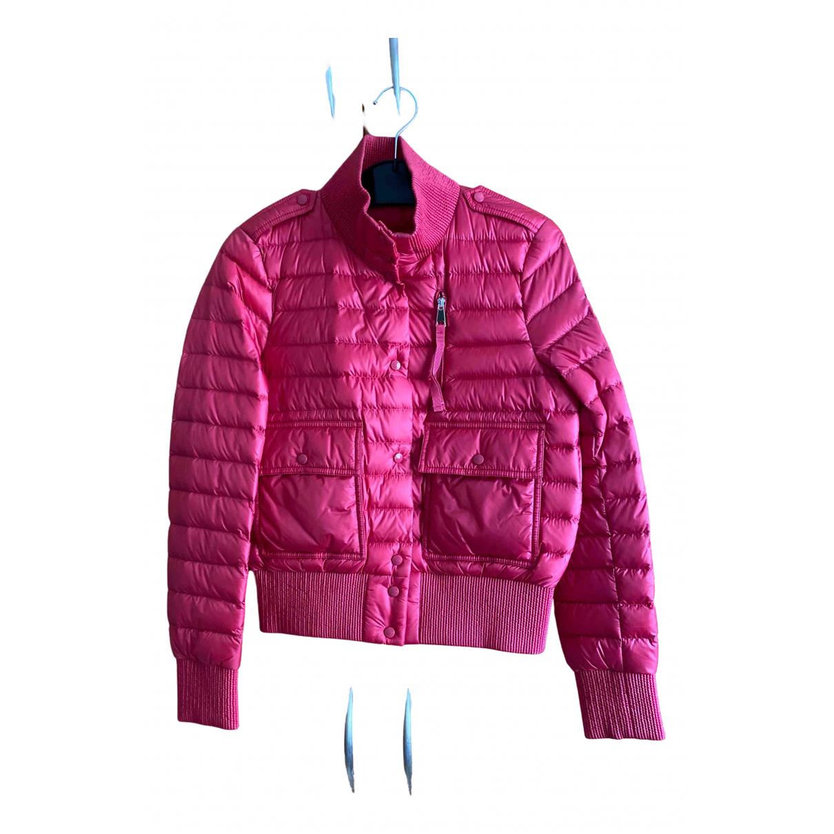 Moncler \N Pink coat for Women 1 0-5