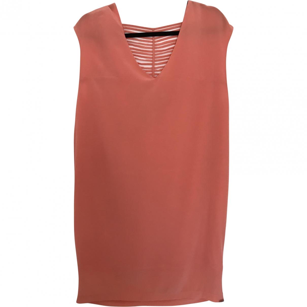 Bel Air \N Orange Silk dress for Women 38 FR