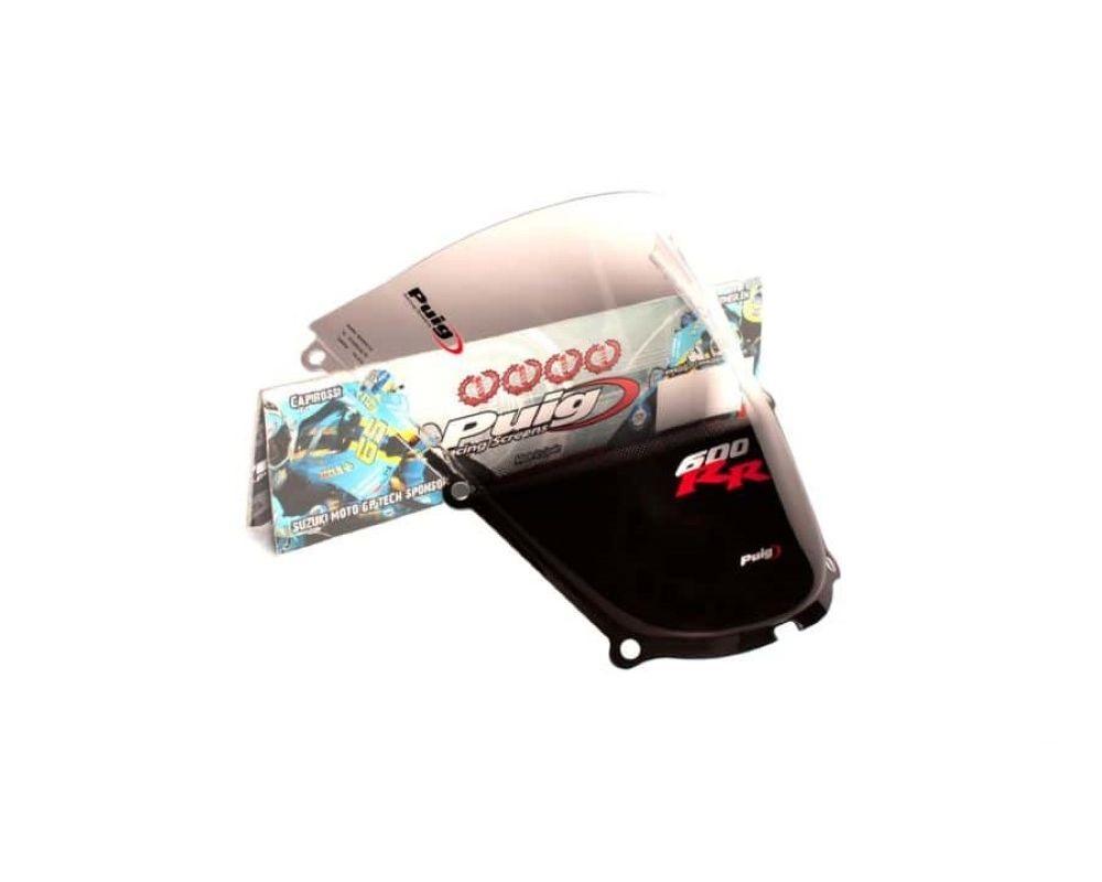 Puig 2058W Racing Windscreen - Clear Honda CBR600RR 2005