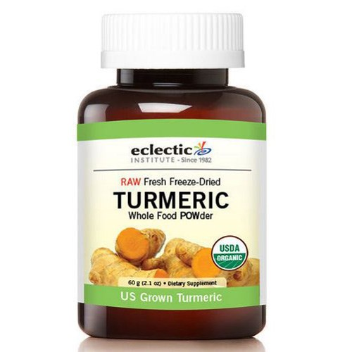 Turmeric 60 gm by Eclectic Institute Inc