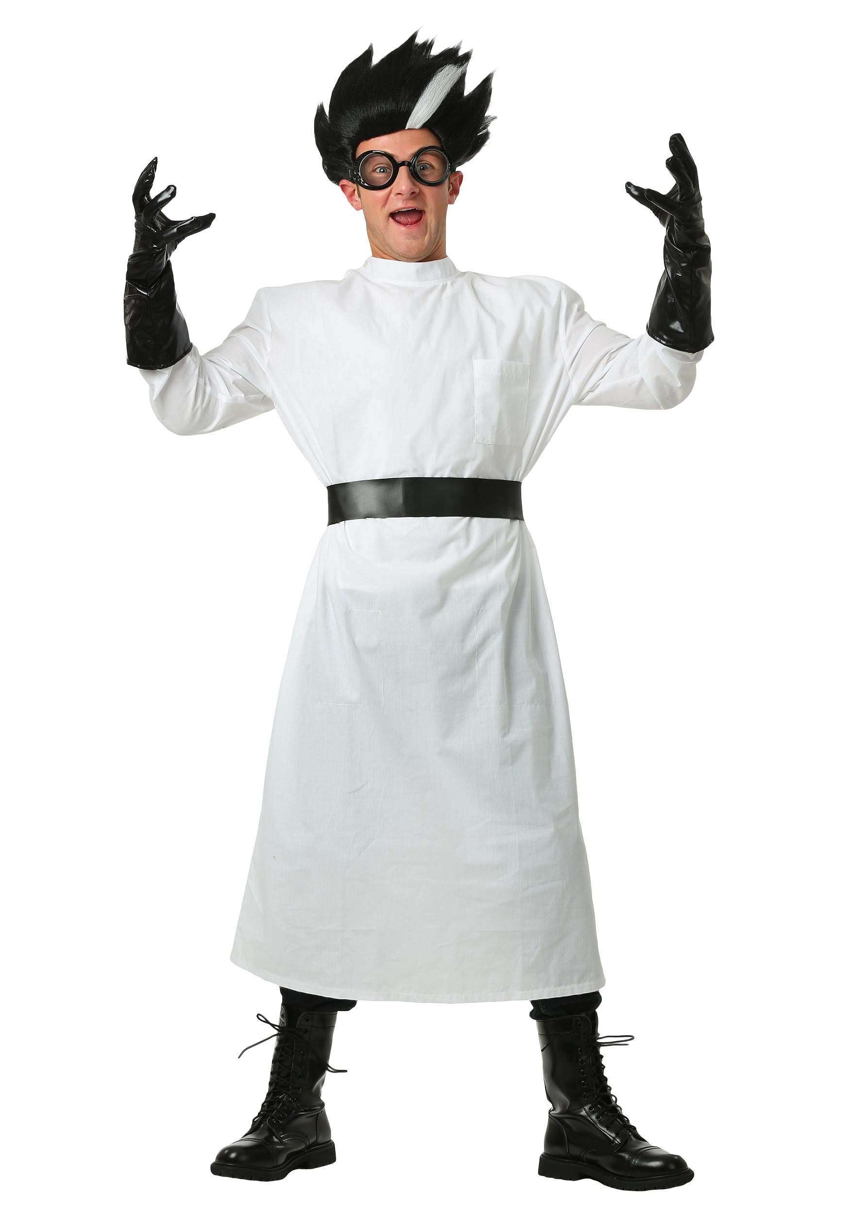 Deluxe Mad Scientist Costume for Adults