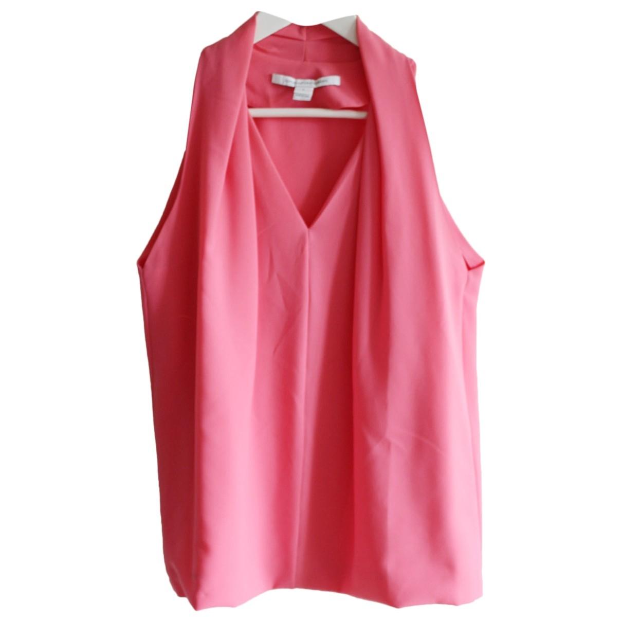 Diane Von Furstenberg \N Pink  top for Women 36 FR