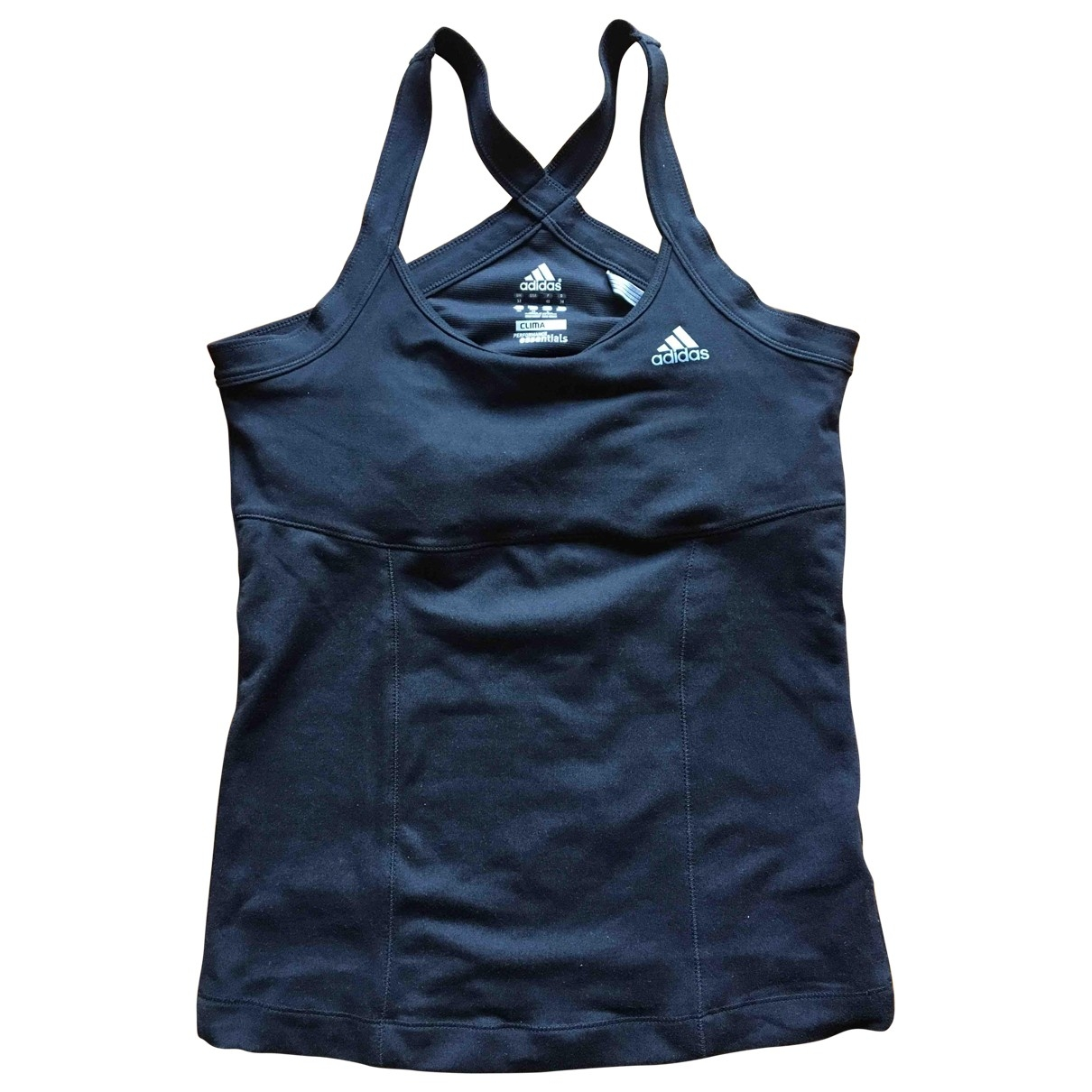 Adidas \N Black  top for Women 44 IT