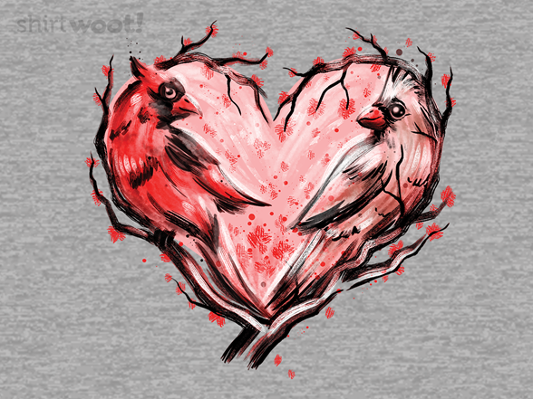 Fine Feathers T Shirt