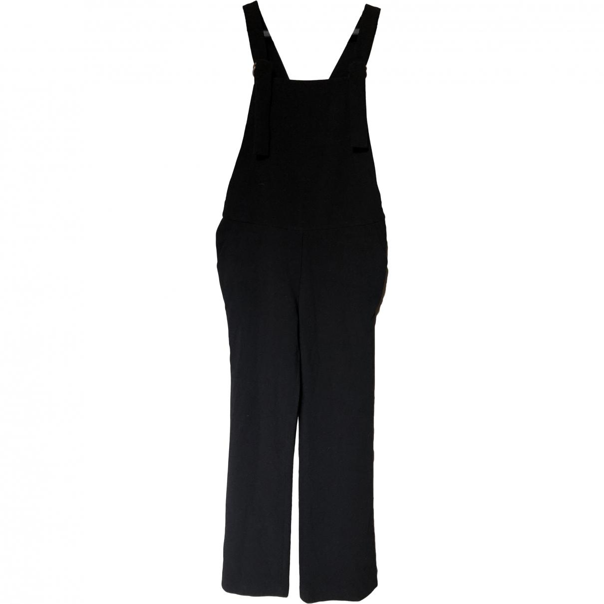 Bel Air \N Black jumpsuit for Women 2 0-5