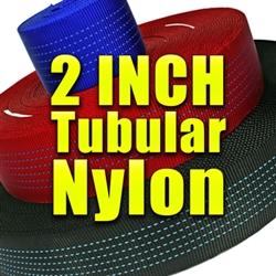 Tubular Nylon Webbing 2