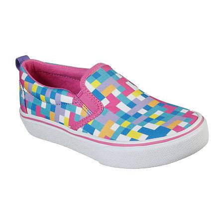 Skechers Little Kid/Big Kid Girls Sneakers, 13 Medium, Pink