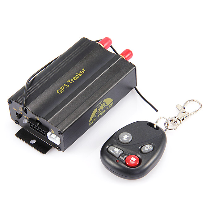 TK103B Car GPS Tracker With Remote Control GPS/GSM/GPRS GLOBAL Track For Vehicle YKS