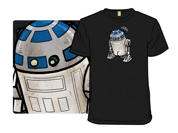Arse2d2 T Shirt