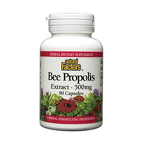 Bee Propolis Extract 90 Caps by Natural Factors