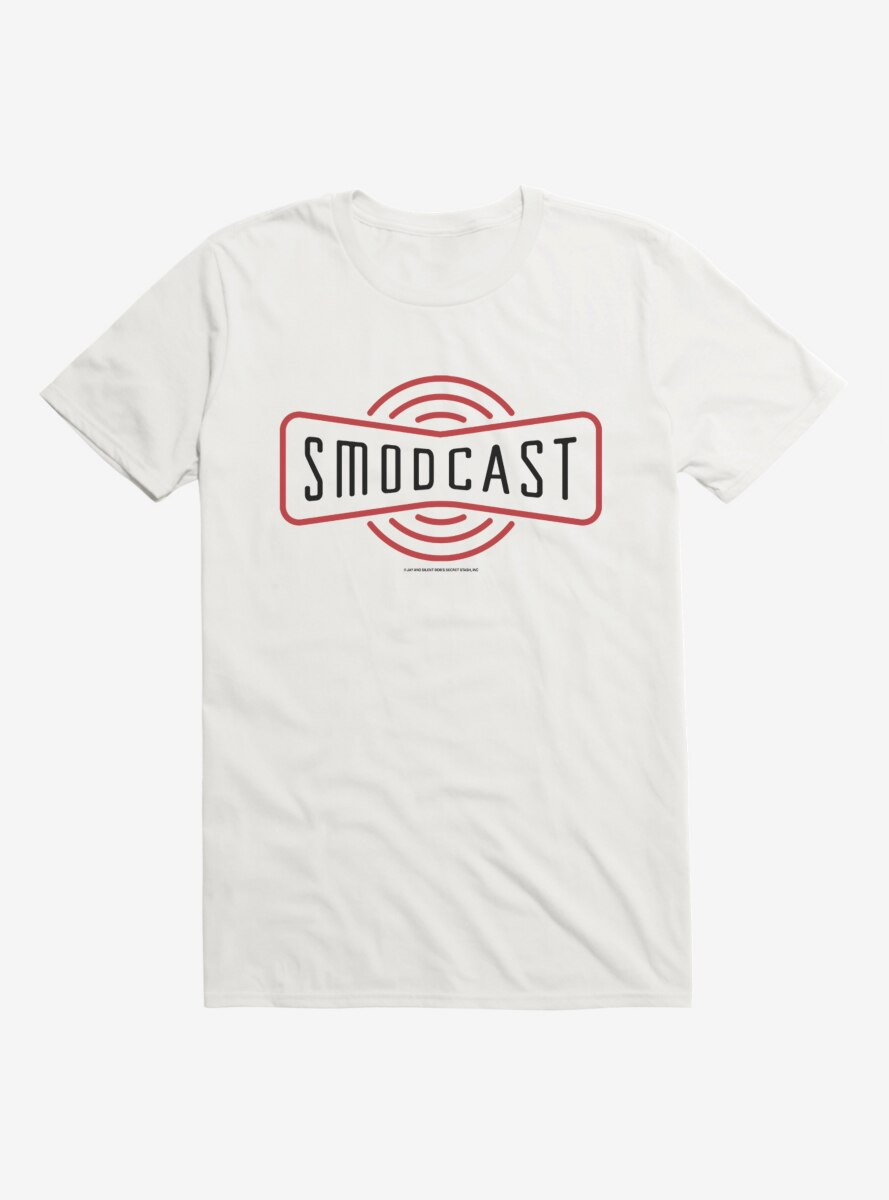 Jay And Silent Bob Smodcast T-Shirt