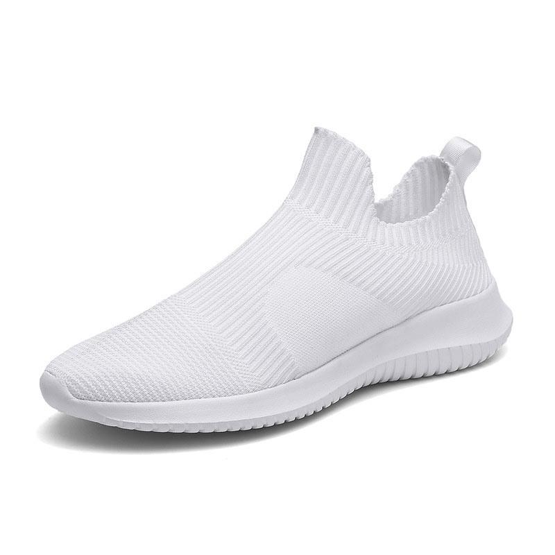 Ericdress Mesh Slip-On Round Toe Men's Casual Sneakers