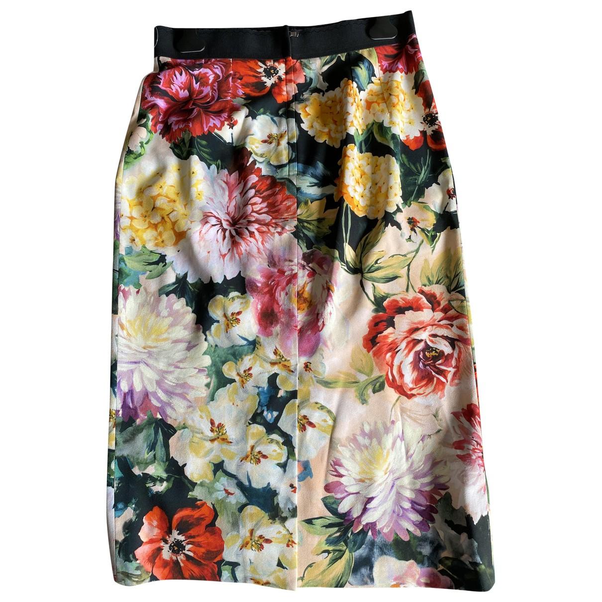 Dolce & Gabbana \N Multicolour skirt for Women 44 IT