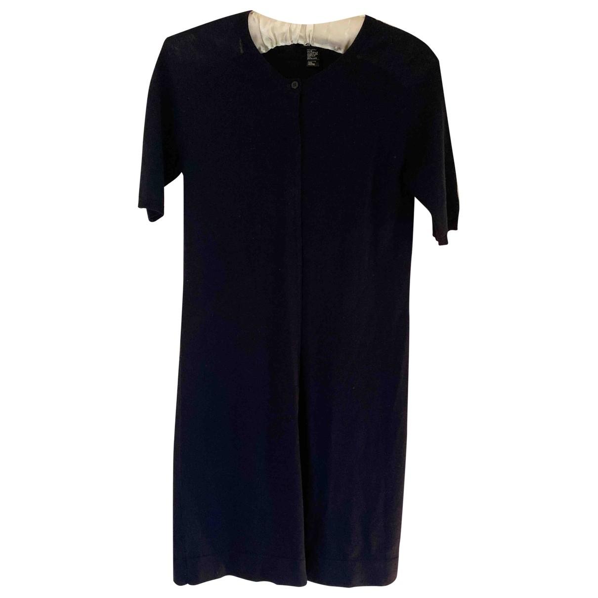 Dkny \N Navy Wool Knitwear for Women S International