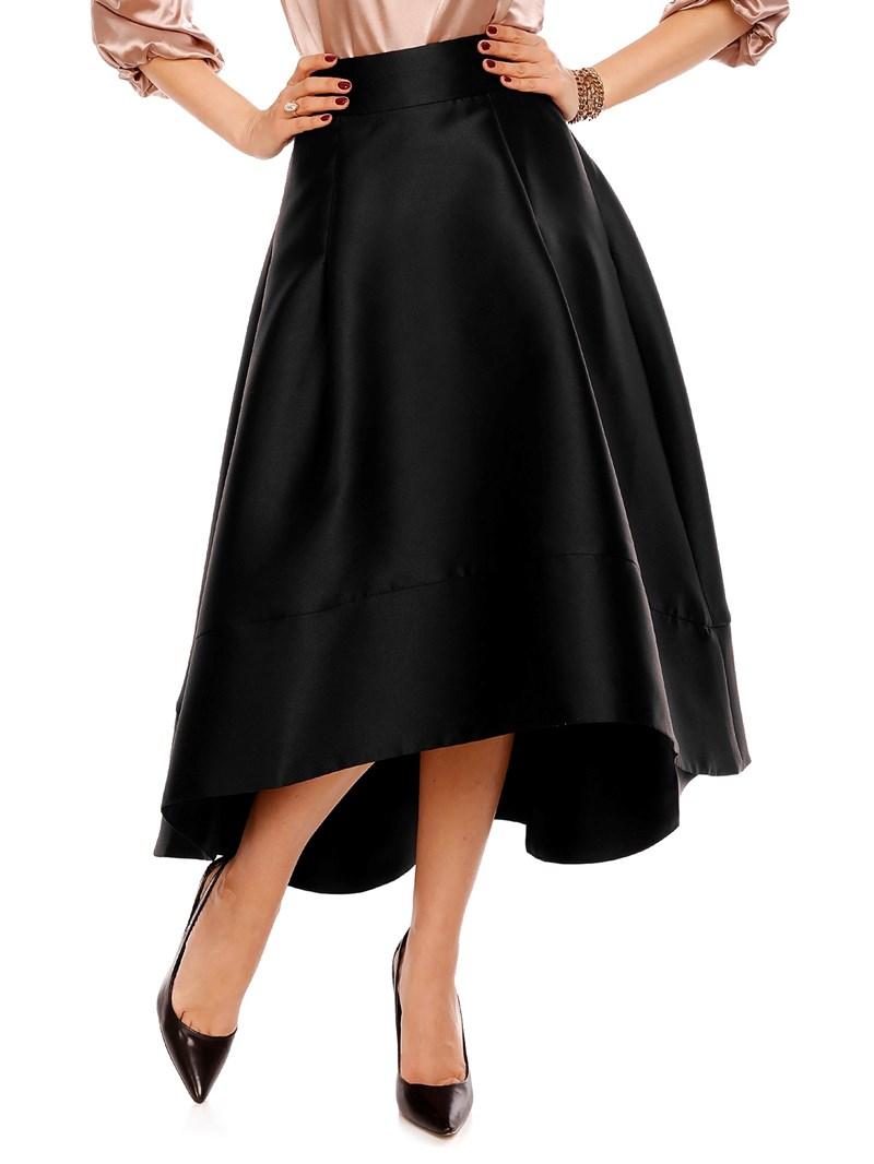 Ericdress Ankle-Length Plain Women's Skirt