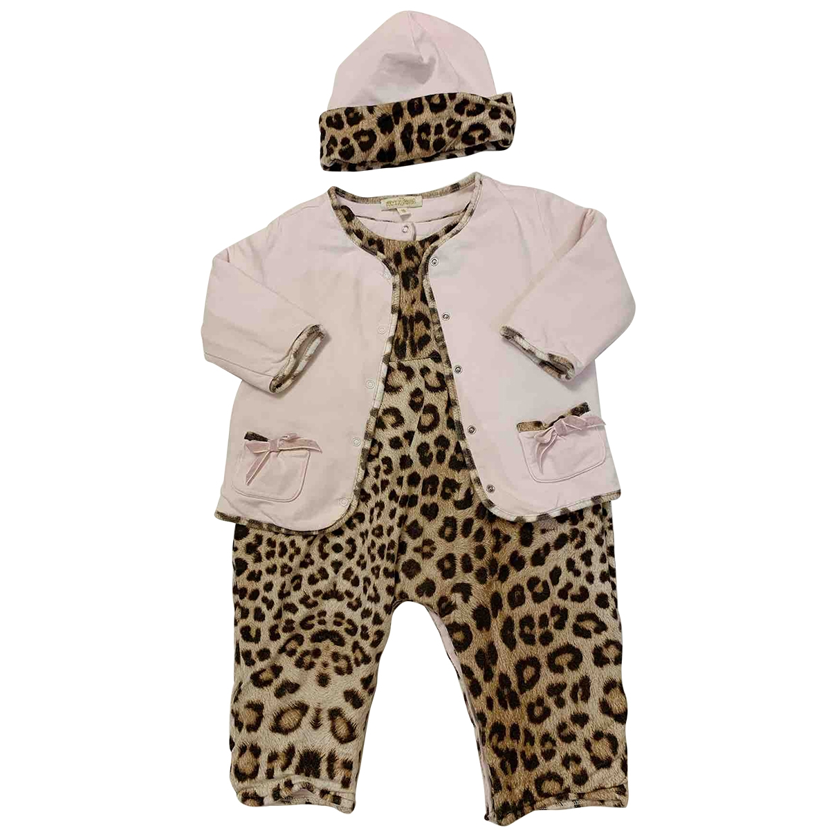 Roberto Cavalli \N Cotton Outfits for Kids 18 months - until 32 inches UK