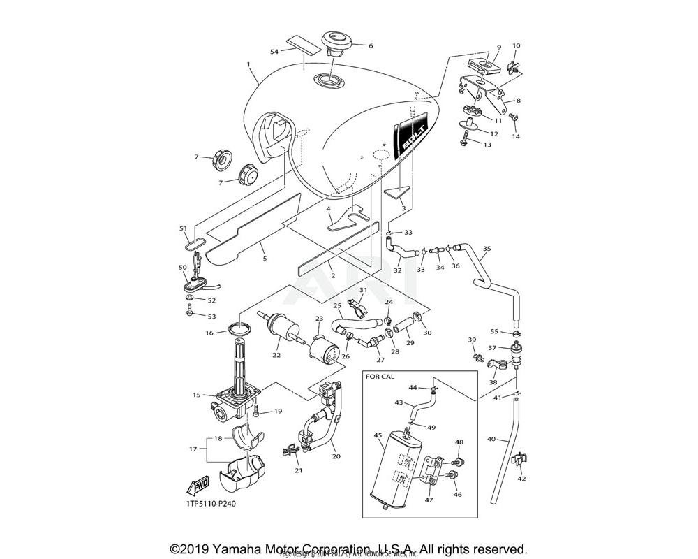 Yamaha OEM 42X-85753-00-00 GASKET, SENDER UNIT