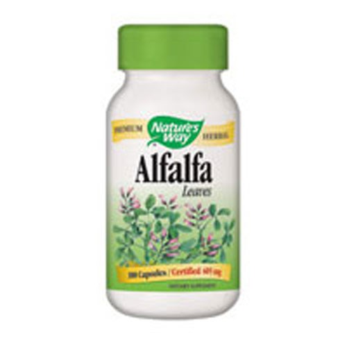 Alfalfa Leaves 100 Caps by Nature's Way