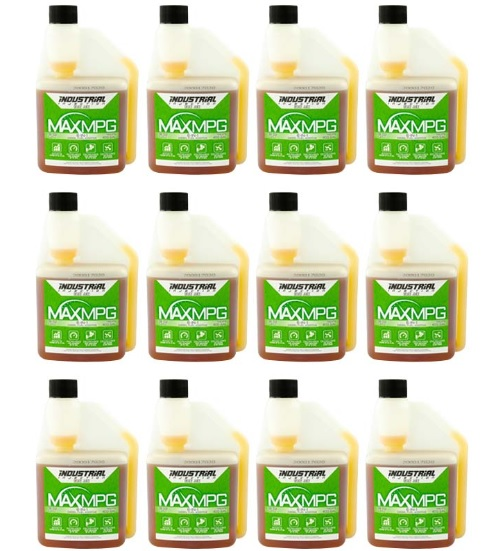 Industrial Injection 151102 MaxMPG All Season Deuce Juice Additive (Case of 12 - 16oz. Bottles)