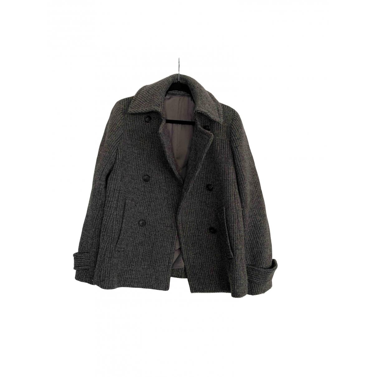 Theory \N Grey Wool jacket for Women L International
