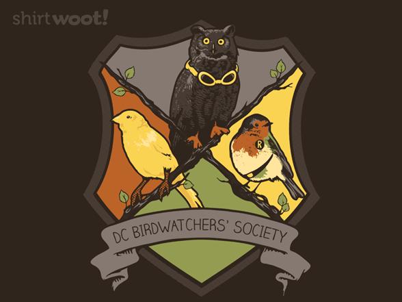 Dc Birdwatchers T Shirt