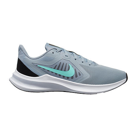 Nike Downshifter 10 Womens Running Shoes, 11 Medium, Blue