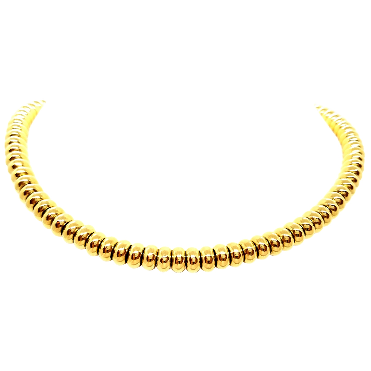 Autre Marque \N Gold Yellow gold necklace for Women \N