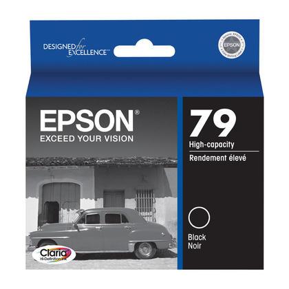 Epson 79 Black (T079120) Original Black Ink Cartridge