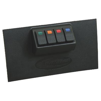 Daystar Dash/Switch Panel - KJ71040BK
