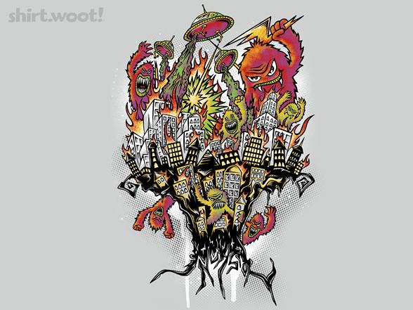 Invasion T Shirt
