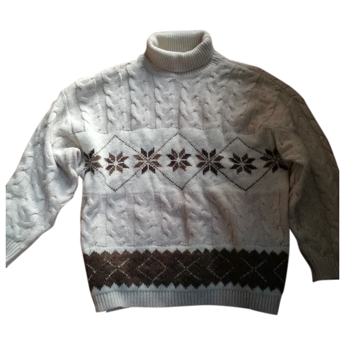 Non Signé / Unsigned \N Wool Knitwear for Women One Size IT