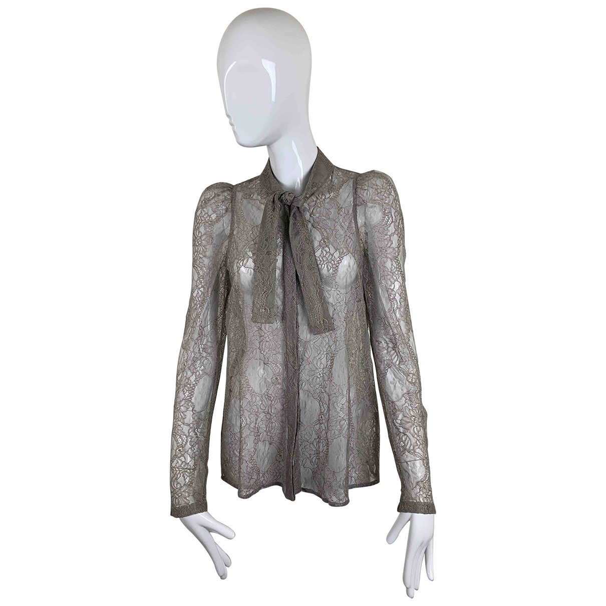 Givenchy \N Grey  top for Women 40 IT
