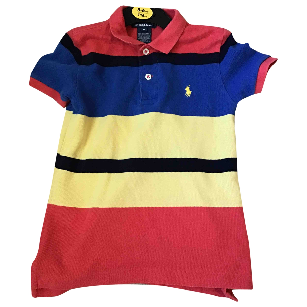 Ralph Lauren \N Multicolour Cotton  top for Kids 4 years - until 40 inches UK