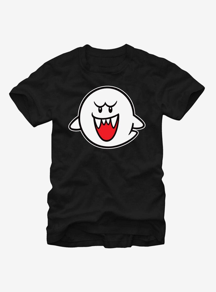 Nintendo Mario Boo Ghost T-Shirt